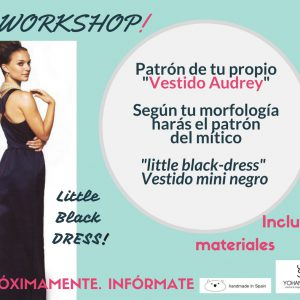 WORKSHOP TALLER  MY LBD